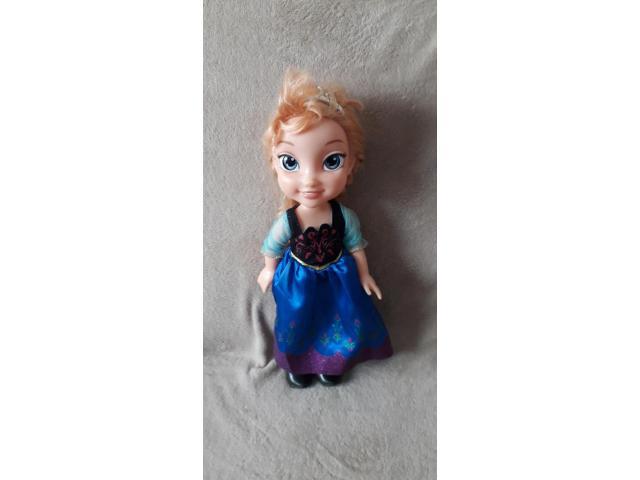 Papusa Frozen, Anna, 37 cm